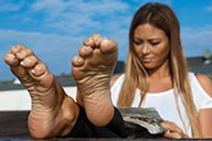 small preview pic number 5 from set 2214 showing Allyoucanfeet model Natalia
