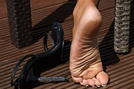 small preview pic number 3 from set 2220 showing Allyoucanfeet model Ciara