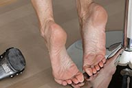 small preview pic number 2 from set 2222 showing Allyoucanfeet model Joyce