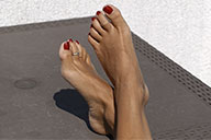 small preview pic number 4 from set 2227 showing Allyoucanfeet model Alina