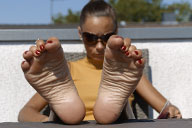 small preview pic number 6 from set 2227 showing Allyoucanfeet model Alina