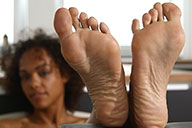 small preview pic number 5 from set 2231 showing Allyoucanfeet model Mara
