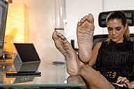 small preview pic number 3 from set 2235 showing Allyoucanfeet model Mel