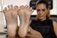 small preview pic number 4 from set 2235 showing Allyoucanfeet model Mel
