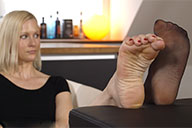 small preview pic number 4 from set 2237 showing Allyoucanfeet model MariaB