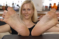 small preview pic number 5 from set 2237 showing Allyoucanfeet model MariaB