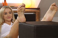small preview pic number 6 from set 2247 showing Allyoucanfeet model Aubrey