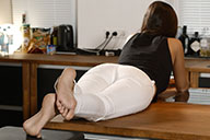 small preview pic number 5 from set 2249 showing Allyoucanfeet model Lina