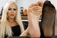 small preview pic number 3 from set 2261 showing Allyoucanfeet model Leyla - New Model