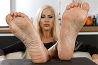 small preview pic number 4 from set 2261 showing Allyoucanfeet model Leyla - New Model