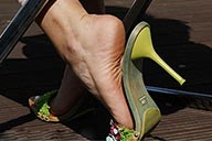 small preview pic number 4 from set 2266 showing Allyoucanfeet model Ricci