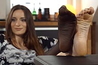 small preview pic number 3 from set 2271 showing Allyoucanfeet model Leoni