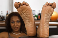 small preview pic number 4 from set 2277 showing Allyoucanfeet model Yazzi