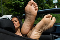 small preview pic number 3 from set 2286 showing Allyoucanfeet model Snooki