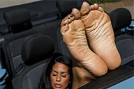 small preview pic number 4 from set 2286 showing Allyoucanfeet model Snooki