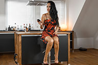small preview pic number 1 from set 2290 showing Allyoucanfeet model Becky