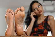 small preview pic number 2 from set 2290 showing Allyoucanfeet model Becky