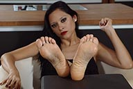 small preview pic number 6 from set 2291 showing Allyoucanfeet model Becky