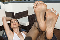 small preview pic number 5 from set 2295 showing Allyoucanfeet model Avery