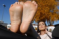 small preview pic number 1 from set 2296 showing Allyoucanfeet model Avery