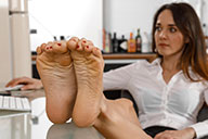 small preview pic number 4 from set 2297 showing Allyoucanfeet model Joy