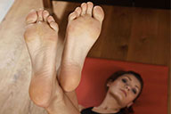 small preview pic number 3 from set 2298 showing Allyoucanfeet model Vivi
