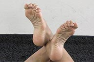 small preview pic number 2 from set 2309 showing Allyoucanfeet model Nicky