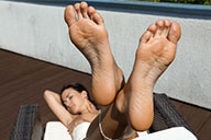 small preview pic number 5 from set 2311 showing Allyoucanfeet model Lauren