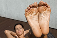 small preview pic number 6 from set 2311 showing Allyoucanfeet model Lauren