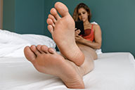 small preview pic number 1 from set 2313 showing Allyoucanfeet model Paula