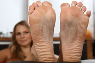 small preview pic number 4 from set 2318 showing Allyoucanfeet model Joan