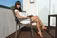small preview pic number 1 from set 2319 showing Allyoucanfeet model Arina