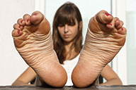 small preview pic number 6 from set 2319 showing Allyoucanfeet model Arina