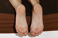 small preview pic number 4 from set 2322 showing Allyoucanfeet model Janina
