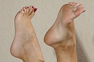 small preview pic number 6 from set 2322 showing Allyoucanfeet model Janina