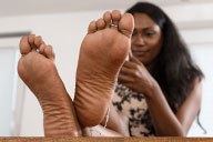 small preview pic number 4 from set 2328 showing Allyoucanfeet model Asmara