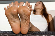 small preview pic number 5 from set 2329 showing Allyoucanfeet model Anfissa - New Model
