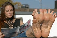 small preview pic number 4 from set 2331 showing Allyoucanfeet model Anfissa