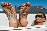 small preview pic number 6 from set 2339 showing Allyoucanfeet model Alina