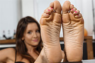 small preview pic number 5 from set 2341 showing Allyoucanfeet model Katrin