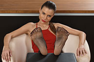 small preview pic number 3 from set 2352 showing Allyoucanfeet model Aleksa
