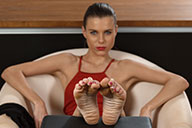 small preview pic number 4 from set 2352 showing Allyoucanfeet model Aleksa