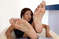 small preview pic number 6 from set 2358 showing Allyoucanfeet model Maxine
