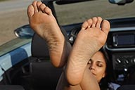 small preview pic number 5 from set 2362 showing Allyoucanfeet model Mandy