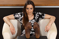 small preview pic number 3 from set 2368 showing Allyoucanfeet model Leoni