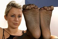 small preview pic number 3 from set 2380 showing Allyoucanfeet model Janine