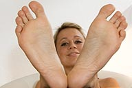 small preview pic number 6 from set 2380 showing Allyoucanfeet model Janine
