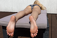 small preview pic number 4 from set 2383 showing Allyoucanfeet model Samantha