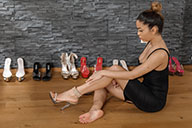 small preview pic number 3 from set 2404 showing Allyoucanfeet model Beri