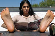 small preview pic number 6 from set 2426 showing Allyoucanfeet model Nali